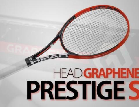 rakieta Head Graphene Prestige S